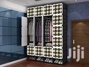 20 Cubes Plastic Wardrobe With Shoe Rack | Furniture for sale in Greater Accra, Adenta Municipal