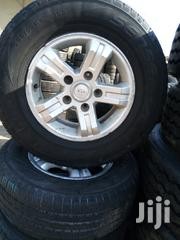 Alloy Rim And Tyres 255/65 R16 | Vehicle Parts & Accessories for sale in Greater Accra, Cantonments