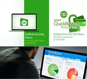 Quickbooks Point Of Sale / POS Software