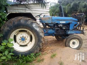 Timber Tractor 6610 Winch 6000