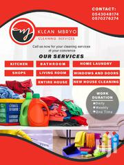 Klean Mbryo Cleaning Services | Cleaning Services for sale in Greater Accra, Ga East Municipal