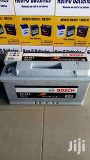 Bosch Battery- Mercedes Benz + Audi + Jaguar + Free Delivery | Vehicle Parts & Accessories for sale in Greater Accra, North Kaneshie
