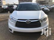 Toyota Highlander 2014 LE 4dr SUV (2.7L 4cyl 6A) White   Cars for sale in Greater Accra, Tema Metropolitan
