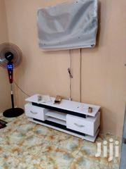 Quality White TV Stand😍 | Furniture for sale in Greater Accra, North Kaneshie