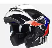 2019 Flip Up Motorcycle Bluetooth Headset Double Visors Helmet   Vehicle Parts & Accessories for sale in Greater Accra, Adenta Municipal