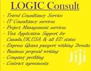 Logic Consult Services | Other Services for sale in Greater Accra, Labadi-Aborm