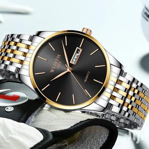 Stainless Steel Batteryless Watch