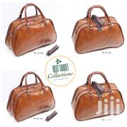Quality Brown Leather Honneymoon Travelling Bag | Bags for sale in Greater Accra, Kokomlemle