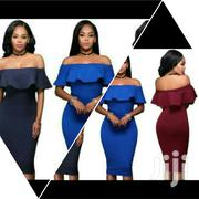 Ladies Off Shoulder Dress | Clothing for sale in Greater Accra, Kwashieman