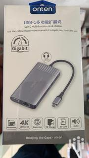 Onten Type C To Vga+Ethernet | Computer Accessories  for sale in Greater Accra, Accra Metropolitan