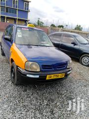 Nissan March 2001 Blue   Cars for sale in Greater Accra, Ga South Municipal