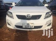 Toyota Corolla 2010 White | Cars for sale in Greater Accra, Abelemkpe
