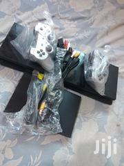 Home Used Ps2 Slim With Games | Video Game Consoles for sale in Greater Accra, East Legon (Okponglo)