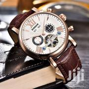 Classic Full Auto Mechanical Men Wrist Watch   Watches for sale in Greater Accra, Roman Ridge