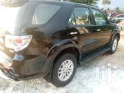 Toyota Fortuner 2012 Black | Cars for sale in Greater Accra, Adenta Municipal