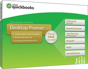 Quickbooks Accounting & Inventory Management Software