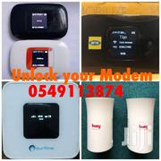 4G MIFI & ROUTER UNLOCKING / DECODING | Computer Accessories  for sale in Greater Accra, Airport Residential Area