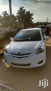 Toyota Yaris 2008 1.5 Sedan White | Cars for sale in Greater Accra, South Kaneshie