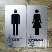 MAN/WOMAN Signage | Home Accessories for sale in Greater Accra, Accra Metropolitan