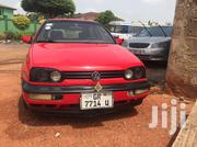 Volkswagen Golf 1999 2.0 Red | Cars for sale in Ashanti, Atwima Kwanwoma