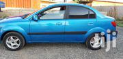 Kia Rio 2007 1.4 High Automatic Blue | Cars for sale in Greater Accra, Teshie-Nungua Estates
