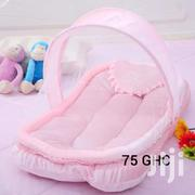 Baby Foam Bed With Net | Children's Furniture for sale in Greater Accra, Kwashieman