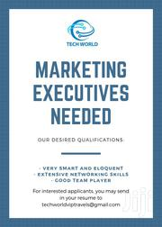 Sales Marketing Officer Wanted   Advertising & Marketing CVs for sale in Greater Accra, Accra Metropolitan