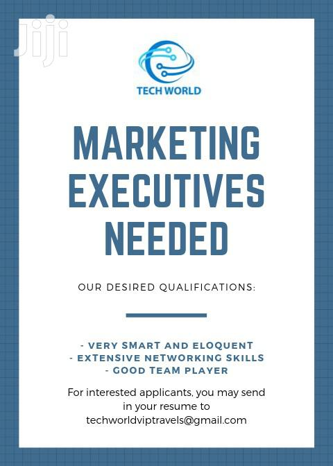 Sales Marketing Officer Wanted