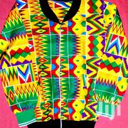 African Print Bomber Jacket | Clothing for sale in Greater Accra, Odorkor