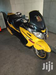 Suzuki Burgman 2018 Yellow | Motorcycles & Scooters for sale in Greater Accra, Labadi-Aborm
