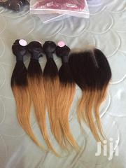 Grade 9a Brazilian Remy Virgin Human Hair Tb/27 | Hair Beauty for sale in Greater Accra, Old Dansoman