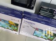 HD In Combo Nasco 32 Inches Digital Satellite LED TV | TV & DVD Equipment for sale in Greater Accra, Tema Metropolitan