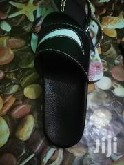 Leather And Cloth Design Sandals And Slippers | Shoes for sale in Eastern Region, New-Juaben Municipal