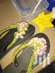 Beaded Flip Flop | Shoes for sale in Kumasi Metropolitan, Ashanti, Ghana