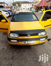 Volkswagen Golf 2000 1.6 Yellow   Cars for sale in Eastern Region, Kwahu North
