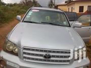 Toyota Highlander 2006 V6 Silver | Cars for sale in Eastern Region, Kwahu South