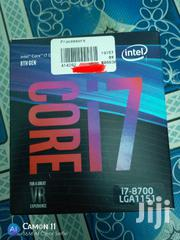 Intel Core I7 8700 Processor Only | Computer Hardware for sale in Greater Accra, Achimota