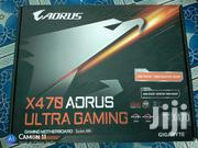 Gigabyte Aorus X470 Amd Ryzen Motherboard | Computer Hardware for sale in Greater Accra, Achimota