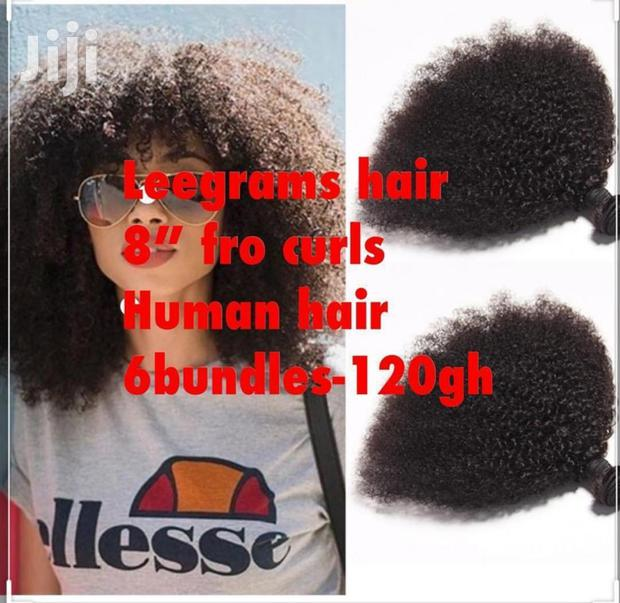 Archive: Fro Curls Human Hair