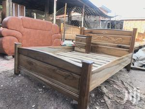 Quality Wooden Double Bed