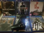 Ps4 Cds Mortal Kombat X Uncharted 4 The Evil Within   Video Game Consoles for sale in Greater Accra, Abelemkpe