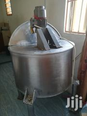 200 Litres Stainless Steel Tank With Motorised Stirer | Manufacturing Equipment for sale in Greater Accra, Adenta Municipal
