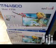 "NASCO 40"" DIGITAL & SATELLITE LED TV 