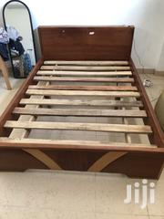 Wooden Bed Frame | Furniture for sale in Greater Accra, Burma Camp