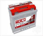 11 Plate Mutlu Car Battery Free Delivery | Vehicle Parts & Accessories for sale in Greater Accra, Achimota