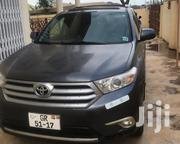Toyota Highlander 2012 Gray | Cars for sale in Greater Accra, East Legon (Okponglo)