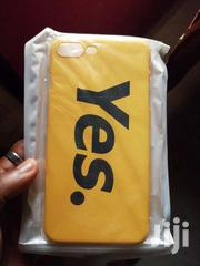 Yes Yellow Hard iPhone 7plus And 8plus Phone Case | Accessories for Mobile Phones & Tablets for sale in Greater Accra, Tema Metropolitan