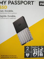 Wd Passport Ssd | Computer Hardware for sale in Greater Accra, Osu
