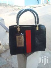 New Black Large Ladies Handbag, High Quality Leather Bag | Bags for sale in Greater Accra, Kotobabi