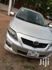 Toyota Corolla 2010 Silver | Cars for sale in Greater Accra, East Legon (Okponglo)
